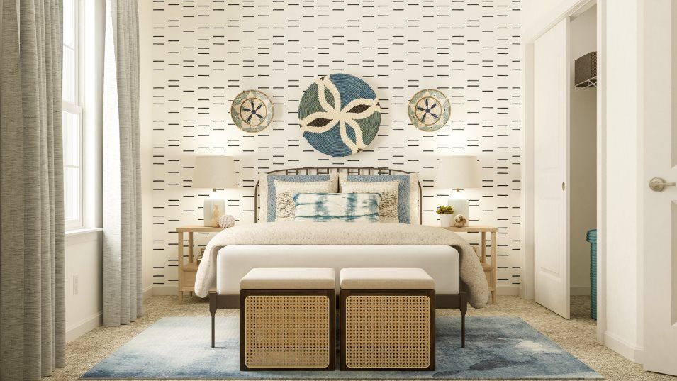 Bedroom featured in the Westbury By Lennar in Chicago, IL