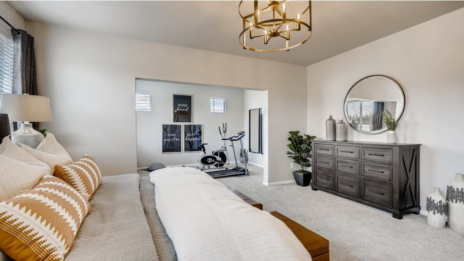 Bedroom featured in the Gregory By Lennar in Seattle-Bellevue, WA