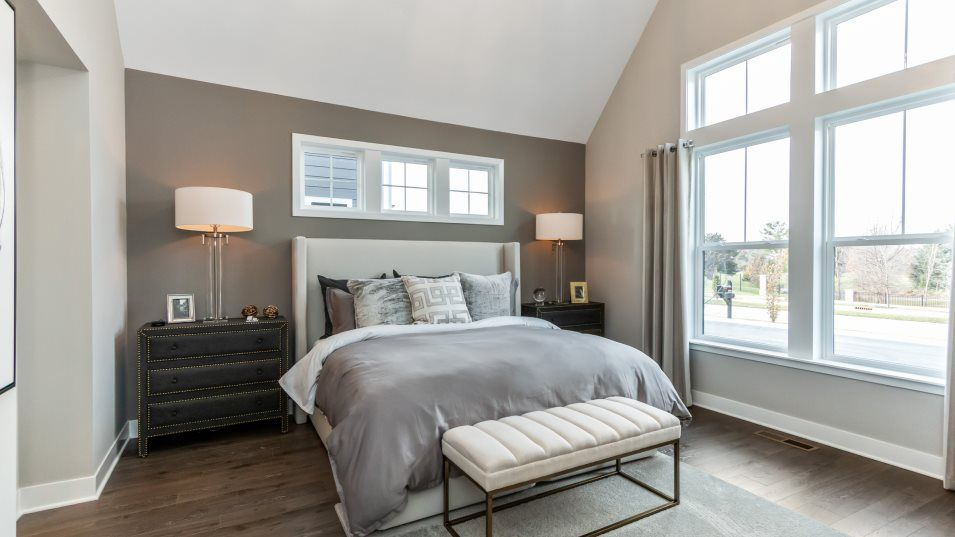 Bedroom featured in the Pennington By Lennar in Indianapolis, IN