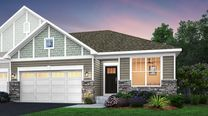 Creekside Crossing Duplexes by Lennar in Chicago Illinois