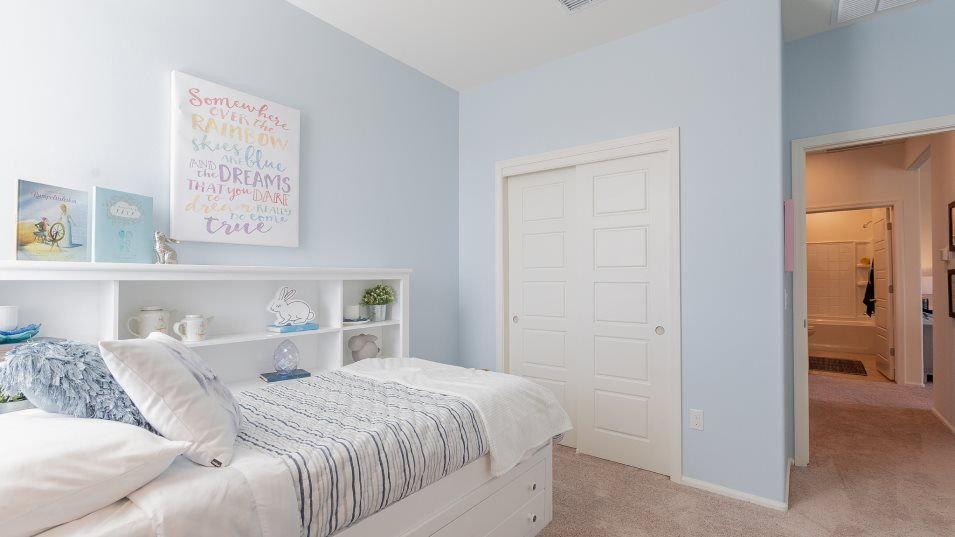 Bedroom featured in the Pantano By Lennar in Tucson, AZ