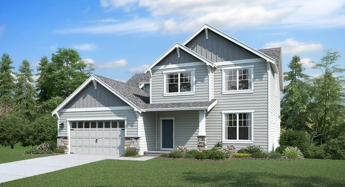 Exterior featured in the Lucerne By Lennar in Seattle-Bellevue, WA