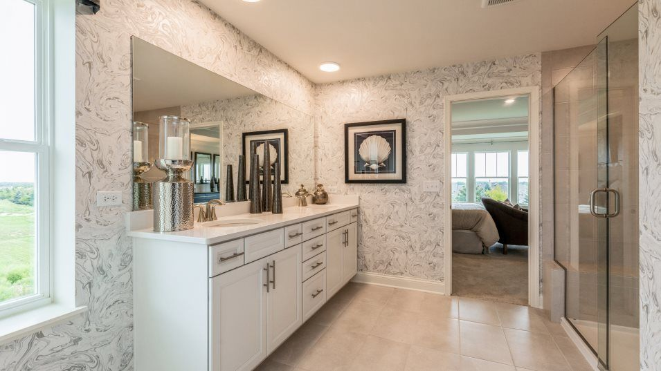 Bathroom featured in the Sequoia By Lennar in Chicago, IL