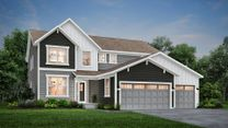 Bridger Pines West by Lennar in Indianapolis Indiana