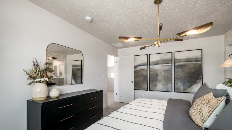 Bedroom featured in the Sundance By Lennar in Salt Lake City-Ogden, UT