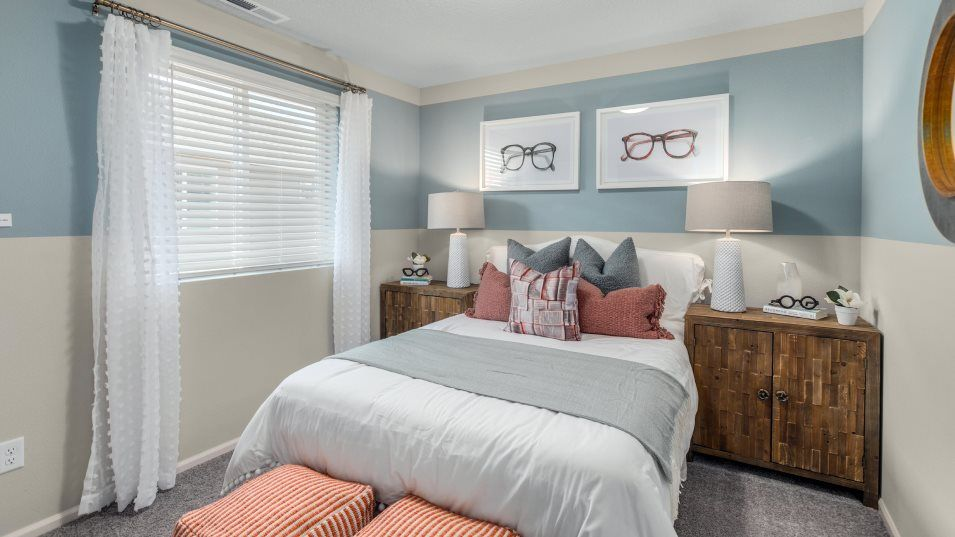 Bedroom featured in the William By Lennar in Salem, OR