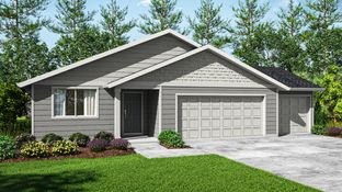 Thatcher - Smith Creek - The Sterling Collection: Woodburn, Oregon - Lennar