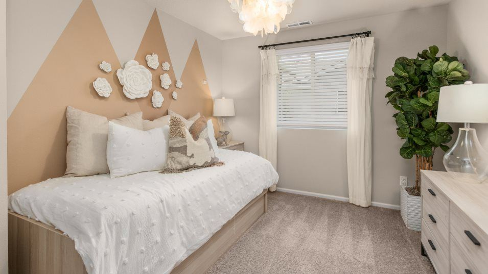 Bedroom featured in the Thatcher By Lennar in Salem, OR