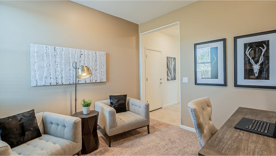 Living Area featured in the Palo Verde II By Lennar in Tucson, AZ
