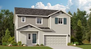 Birch - Wyndham Highlands - Manor Series: Sultan, Washington - Lennar