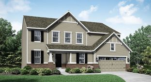 Rockwell - Morningside - Fairhaven: Bargersville, Indiana - Lennar