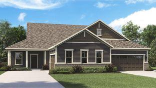 Dunbar - Laurelton - Laurelton Villas: Brownsburg, Indiana - Lennar