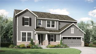 Everett - Springbrook - Springbrook Cornerstone: Pendleton, Indiana - Lennar