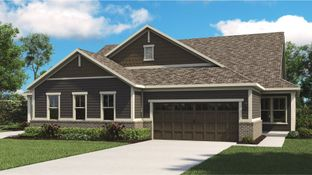 Balsam - Brooks Farm - Brooks Farm Villas: Noblesville, Indiana - Lennar