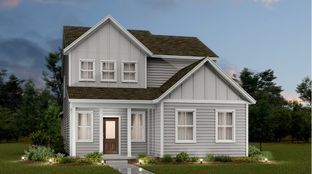 Stafford - Harvest Point - Turnbridge Collection: Spring Hill, Tennessee - Lennar