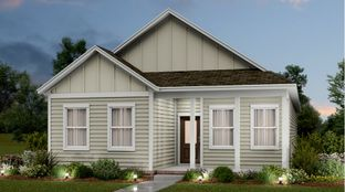 Newcastle - Harvest Point - Turnbridge Collection: Spring Hill, Tennessee - Lennar
