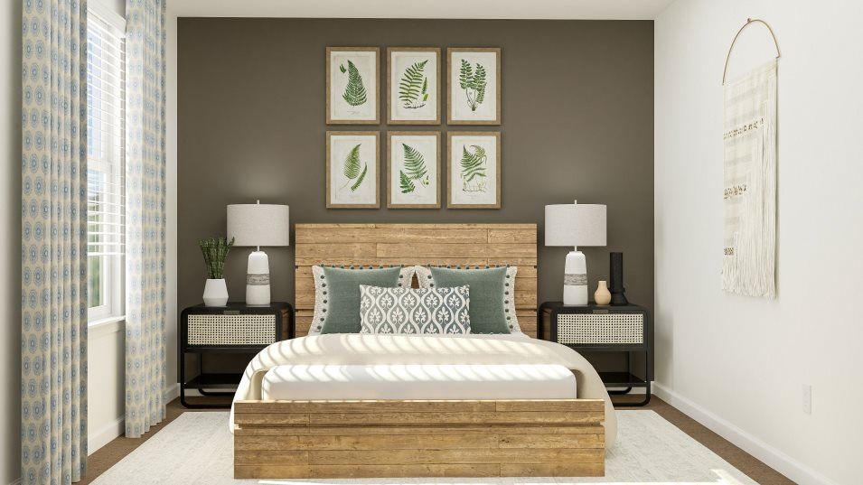 Bedroom featured in the Harrison By Lennar in Tucson, AZ