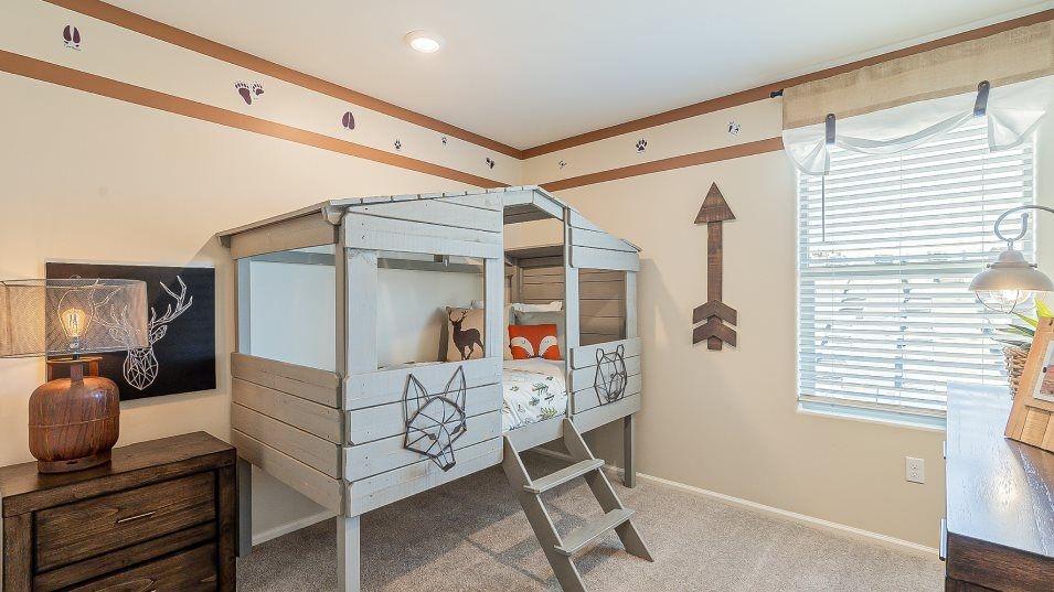 Bedroom featured in the Rillito By Lennar in Tucson, AZ