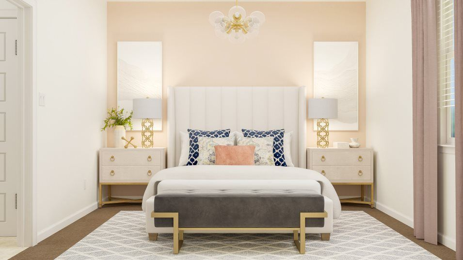 Bedroom featured in the Julian By Lennar in Tucson, AZ