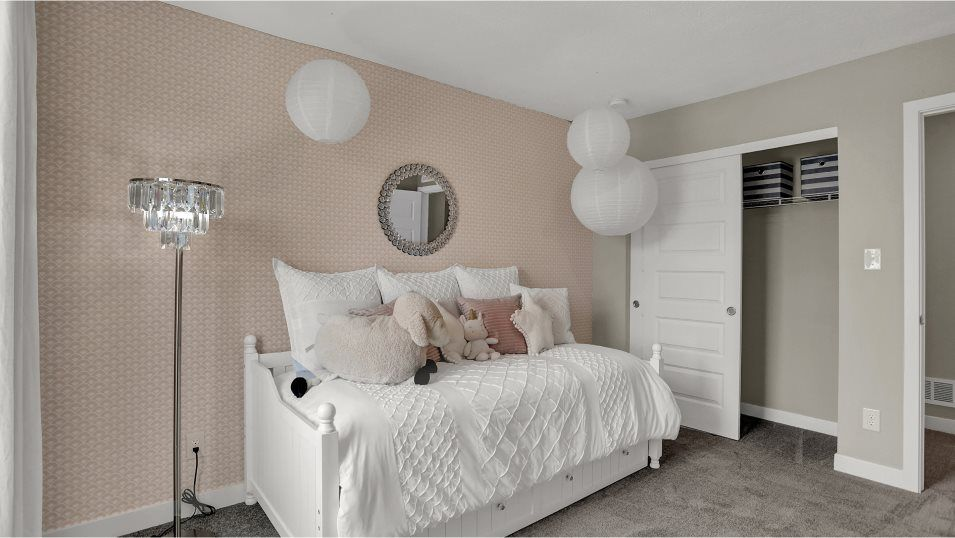 Bedroom featured in the Broadmoor By Lennar in Indianapolis, IN
