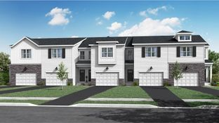 Brynley - Brookside Court at Upper Saucon - The Carriages at Brookside Court: Coopersburg, Pennsylvania - Lennar