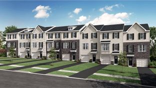 Chase - Brookside Court at Upper Saucon - The Townes at Brookside Court: Coopersburg, Pennsylvania - Lennar