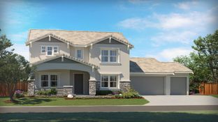 RESIDENCE SIX A - The Reserve at Browns Valley: Vacaville, California - Lennar
