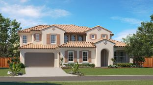 Residence Five A - The Reserve at Browns Valley: Vacaville, California - Lennar