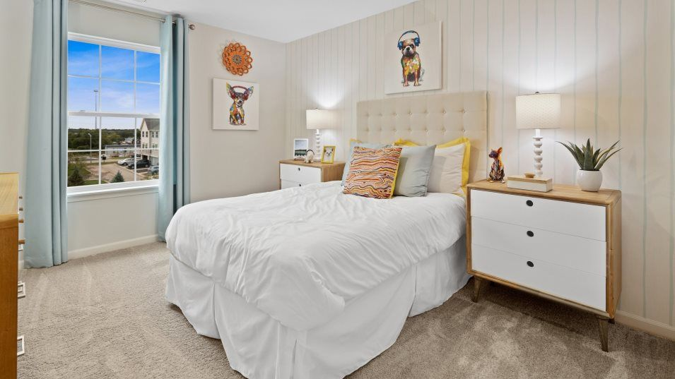 Bedroom featured in the Chelsea By Lennar in Chicago, IL