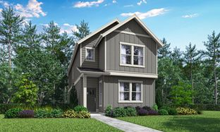 Whitney - Baker Creek - The Amber Collection: Mcminnville, Oregon - Lennar