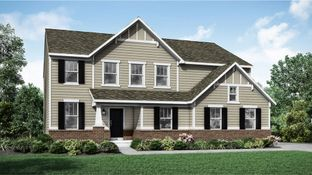 Rockwell - Copperstone - Copperstone Cornerstone: New Palestine, Indiana - Lennar