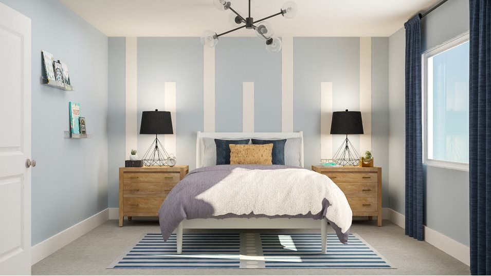 Bedroom featured in the Crescent By Lennar in Boise, ID