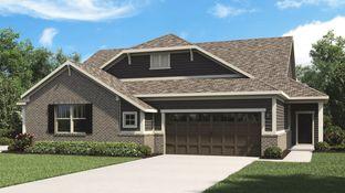 Auburn - Laurelton - Laurelton Villas: Brownsburg, Indiana - Lennar