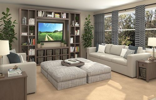 Greatroom-in-Bloomfield-at-Storey Lake - Reflections Executive Homes-in-Kissimmee