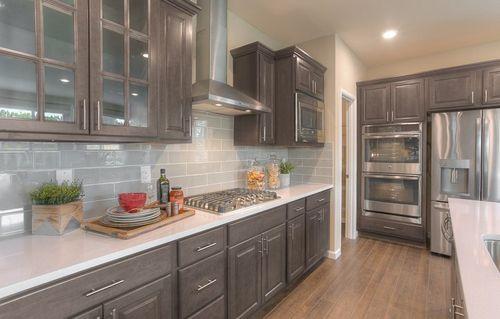 Kitchen-in-Bainbridge Next Gen-at-Wyncrest-in-Auburn