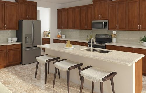 Kitchen-in-Preston-at-Storey Lake - Reflections Executive Homes-in-Kissimmee