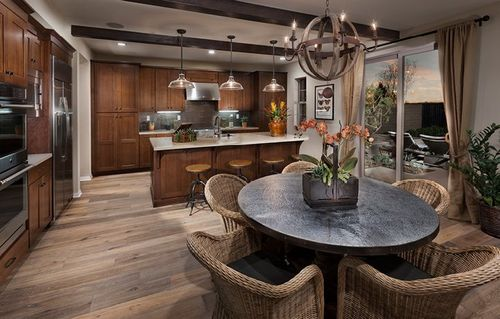 Kitchen-in-Residence 2-at-Rancho Mission Viejo - Heirloom at Esencia-in-Rancho Mission Viejo