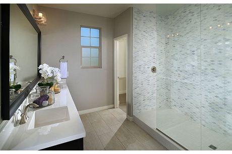 Bathroom-in-Montecito Plan 4522-at-Eastmark - Inspirian-in-Mesa