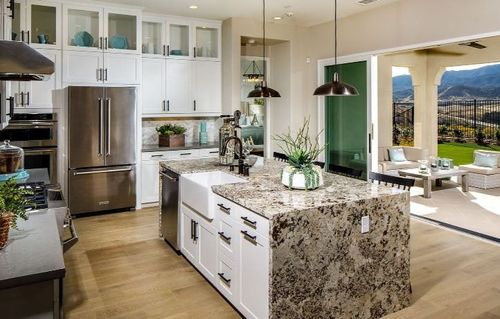 Kitchen-in-Residence Four-at-Sterling at Terramor-in-Corona