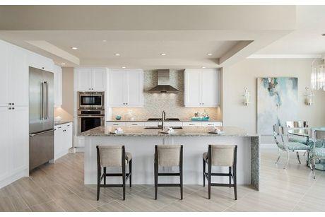 Kitchen-in-AL02-at-Altaira - High Rise Tower Condominiums-in-Bonita Springs