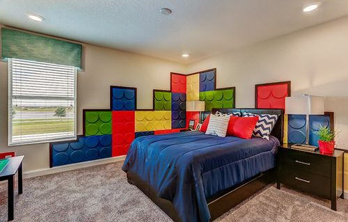 Bedroom-in-Orleans II-at-Innovation at Panther View - Panther View Estates-in-Winter Garden