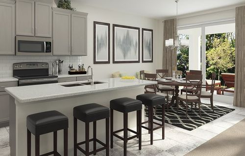 Kitchen-in-Peabody-at-Innovation at Panther View - Panther View Estates-in-Winter Garden