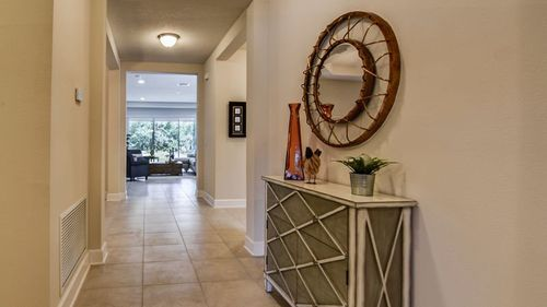 Hallway-in-BONITA-at-Cypress Bend at Watergrass-in-Wesley Chapel