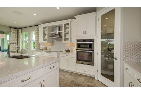 Kitchen-in-SIESTA-at-Cypress Bend at Watergrass-in-Wesley Chapel