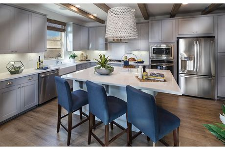 Kitchen-in-Residence 1-at-Rancho Mission Viejo - Citron Extension at Esencia-in-Rancho Mission Viejo