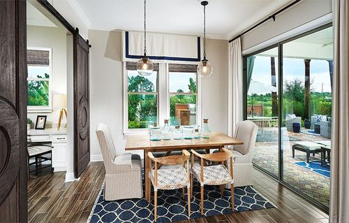 Breakfast-Room-in-4041-A BEDFORD II-at-Windstone-in-Windermere