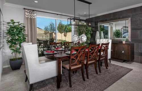 Dining-in-Residence Four-at-The Woodlands - Arbor Heights-in-Simi Valley