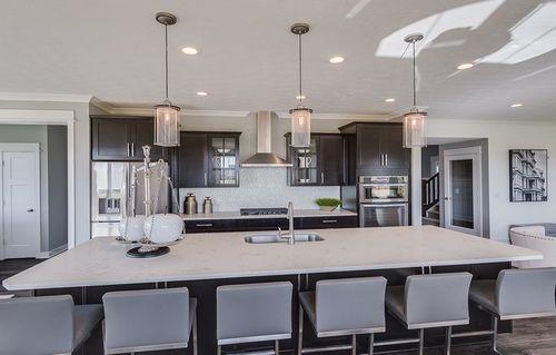 Kitchen-in-2800 Italianate-at-Autumn Glen-in-Brownsburg