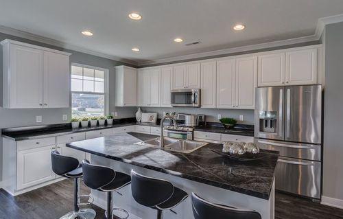 Kitchen-in-Auburn-at-Maple Villas-in-Westfield
