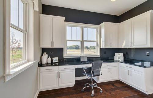 Kitchen-in-Eaton-at-Ashmoor-in-Carmel